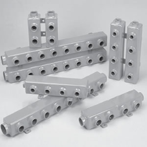 Steel Manifolds