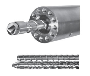 Barrels & Feed Screws