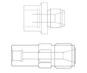 Custom Adaptors & Nozzles