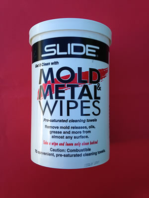 Mould Metal Wipes