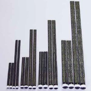 Turbulent Flow Plastic Baffles